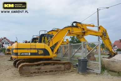Photo: Sells Machine JCB - JS160NL