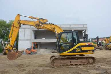 Photo: Sells Machine JCB - JS130