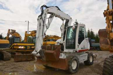 Photo: Sells Machine MECALAC - 714MW
