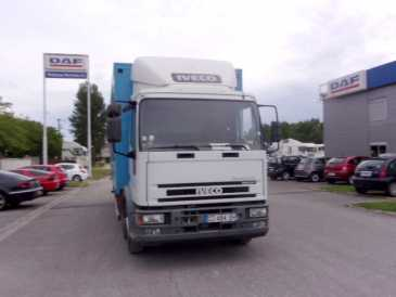 Photo: Sells Truck and utility IVECO - IVECO 120 E 08