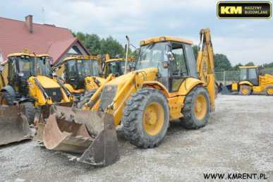 Photo: Sells Machine JCB - 4CX