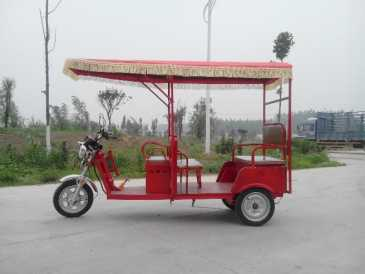 Photo: Sells FWD car ASIA - CAR CLINIC - ELECTRIC RICKSHAW MANUFACTURERS-E RIC