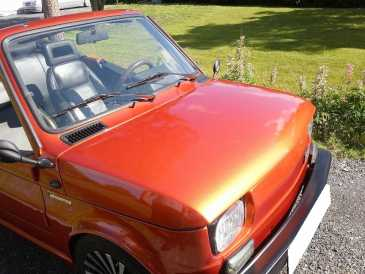 Photo: Sells Grand touring FIAT - 126