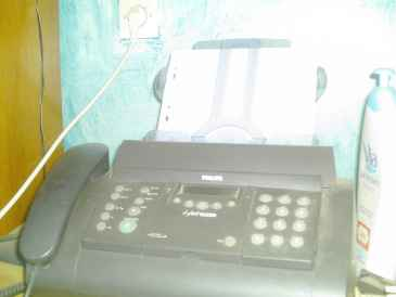 Photo: Sells Fax PHILIPS - I-JET MEMO