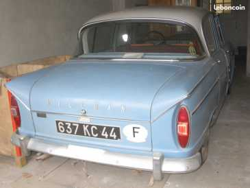 Photo: Sells Collection car HILLMAN SUPER MINX - HILLMAN SUPER MINX
