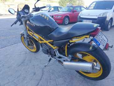 Photo: Sells Motorbike 620 cc - DUCATI - MONSTER IE DARK