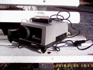 Photo: Sells Projector PRESTINOX
