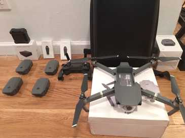 Photo: Sells Computers and video games DRONE - DJI MAVIC PRO FLY MEHR COMBO SEALED