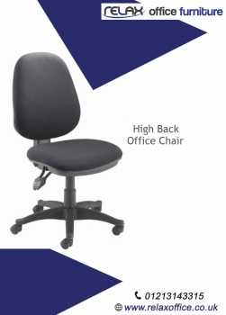 Photo: Sells 50 Chairs RELAX OFFICE FURNITURE LTD