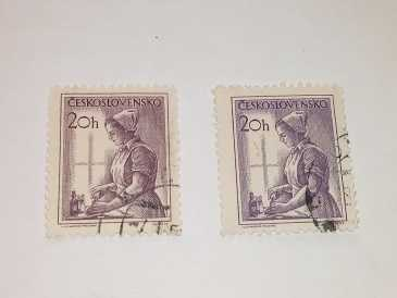 Photo: Sells 2 Firsts daies stamps
