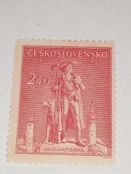 Photo: Sells First day stamp