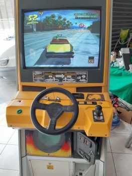 Photo: Sells Video game SEGA - SEGA CRAZY TAXY - VIDEOGIOCO ARCADE PISTA CRAZY TAXY