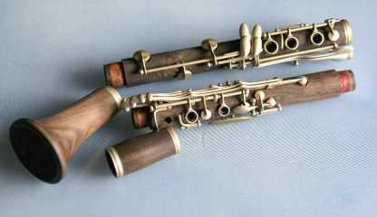 Photo: Sells Clarinet