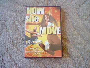 Photo: Sells DVD Drama - Romantic - DVD HOW SHE MOVE