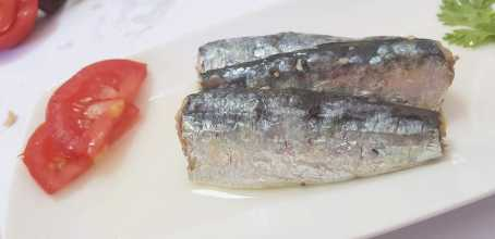 Photo: Sells Gastronomy and cooking MOROCCAN SARDINE
