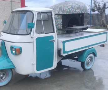 Photo: Sells Electric household appliances MP FORNI - PIAGGIO 601