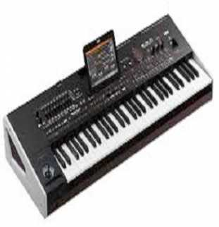 Photo: Sells Piano and synthetizer KORG