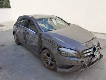 Photo: Sells Grand touring MERCEDES - Classe A