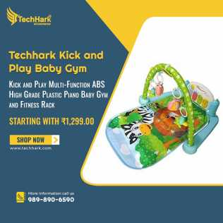 Photo: Sells Model TECHHARK - BABY GYM
