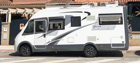 Photo: Sells Caravan and trailer MOBILVETTA K-YATCH 80