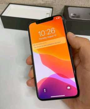 Photo: Sells Cell phone IPHONE 11 PROMAX - IPHONE 11 PROMAX NOIR 256 GB