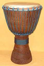 Photo: Sells Percussion DJEMBE - DJEMBE