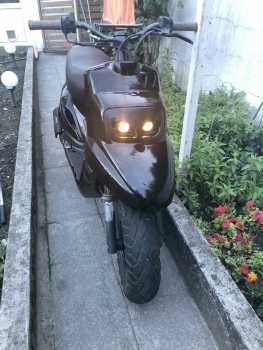 Photo: Sells Scooter 50 cc - MBK - BOOSTER