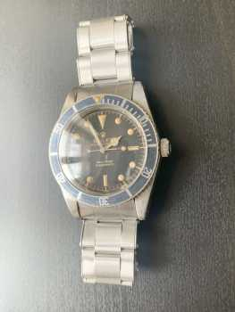 Photo: Sells Watch Men - ROLEX - ROLEX SUBMARINER 5508 JAMES BLOND VINTAGE 1959