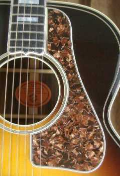 Photo: Sells Guitar GIBSON - GIBSON 2002 RARE BRAZILIAN J-200 WESTERN CLASSIC G
