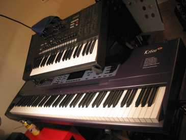 Photo: Sells Synthetizer
