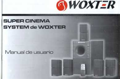 Photo: Sells Cable and material WOXTER - SUPER CINEMA SYSTEM