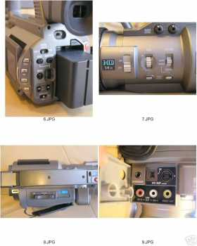 Photo: Sells DVD, VHS and laserdisc JVC GY DV300U 13 3-CCD DV PROFESSIONAL CAMCORDER