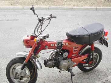 See An Ad Sells Motorbike 70 Cc Honda St Dax