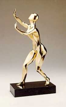 Photo: Sells Sculpture Bronze - Contemporary