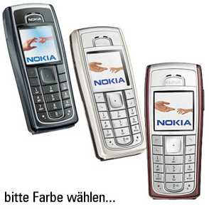 Photo: Sells Cell phone NOKIA - 6230I