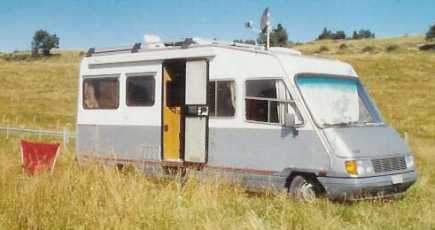 Photo: Sells Camping car / minibus FIAT - LAIKA LAZERHOME57 INTEGRAL