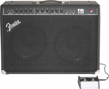 Photo: Sells Amplifier FENDER - FM212R 100W