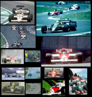 Photo: Sells DVD Sports - Motorized sports - FORMULE 1 RESUMES DES GP - SAISON 1985 F1 SUR DVD