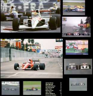 Photo: Sells DVD Sports - Motorized sports - FORMULE 1 RESUMES DES GP - SAISON 1991 F1 SUR DVD