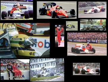 Photo: Sells DVD Sports - Motorized sports - FORMULE 1 RESUMES DES GP - SAISON 1986 F1 SUR DVD