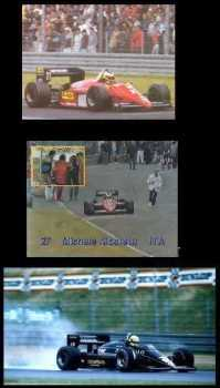 Photo: Sells DVD Sports - Motorized sports - GRAND PRIX FORMULE 1 D'ALLEMAGNE 1985