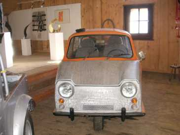 Photo: Sells Collection car RELIANT - VOITURE ANGLAISE