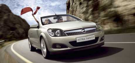 Photo: Sells Convertible OPEL - Astra