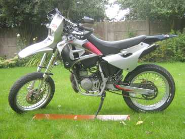 Photo: Sells Motorbike 50 cc - GILERA - GSM