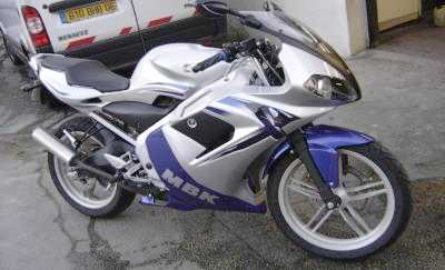 see an ad sells motorbike 50 cc mbk x power. Black Bedroom Furniture Sets. Home Design Ideas