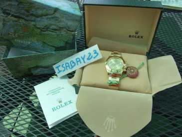 Photo: Sells Clothing Men - ROLEX - ROLEX DAYTONA OR