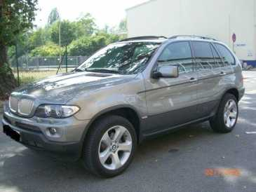 Photo: Sells SUV BMW - X5