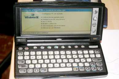 Photo: Sells PDA, Palm and Pocket PC HP - HP 620 LX