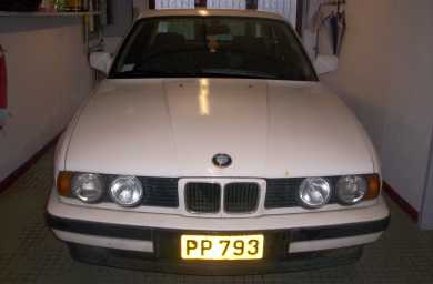 Photo: Sells Collection car BMW - Série 5