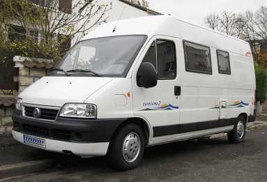 see an ad sells camping car minibus fiat trigano. Black Bedroom Furniture Sets. Home Design Ideas